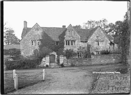 Stowford Manor Farm, Wingfield 1932