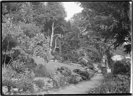 The gardens at Iford Manor, No.17 c.1920s