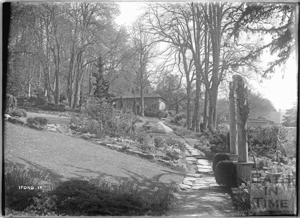 The gardens at Iford Manor, No.18 c.1920s