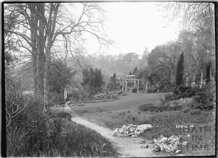 The gardens at Iford Manor, No.16 c.1920s