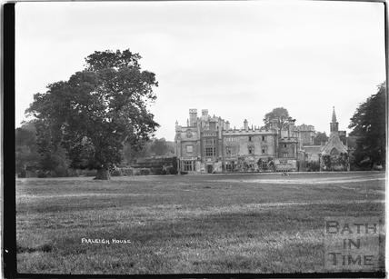 Farleigh House, Farleigh Hungerford c.1920s