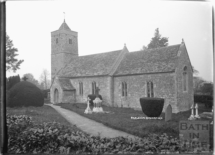 Farleigh Hungerford Church, c.1920s