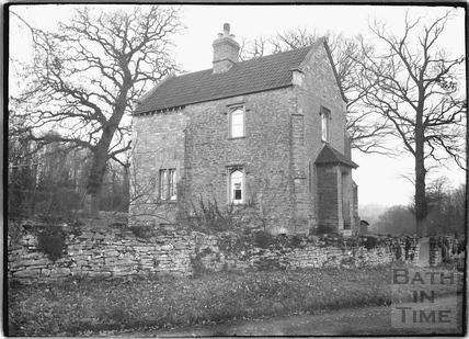House in Farleigh Hungerford c.1920s