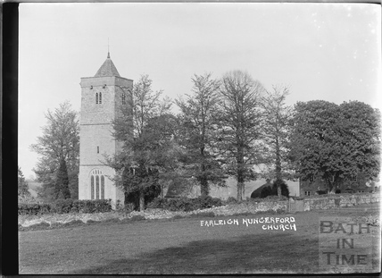 Farleigh Hungerford church c.1920s