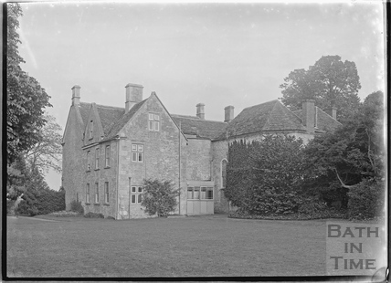 House at Farleigh Hungerford c.1920s