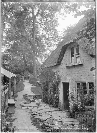 Watercress Cottage, Farleigh Hungerford c.1920s