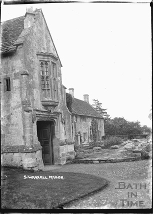 South Wraxall Manor Gateway c.1920s