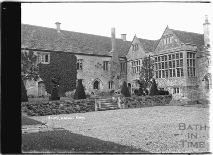South Wraxall Manor c.1920s