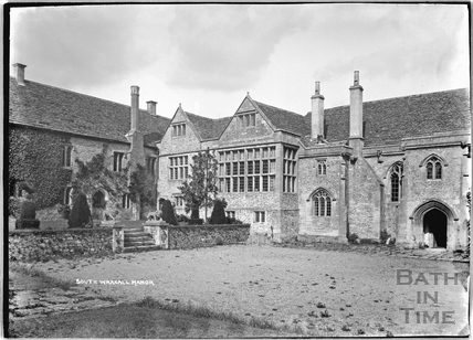 South Wraxall Manor c.1920s