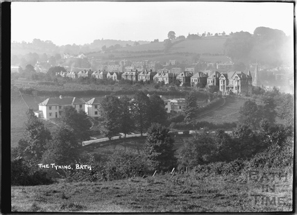 The Tyning, Widcombe c.1920s