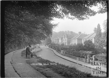 Lyncombe Vale c.1921
