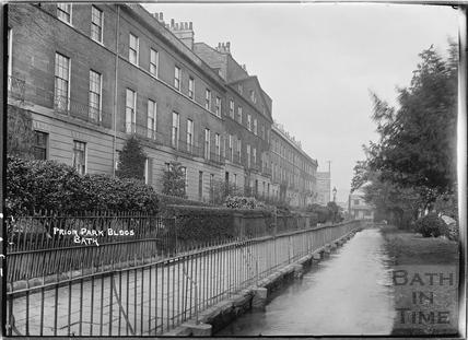 Prior Park Buildings, Widcombe c.1920s