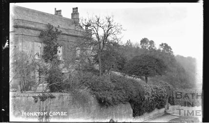 Combe Grange, Shaft Road, Monkton Combe c.1920