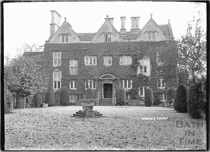 Cheney Court c.1920s