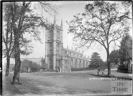 St Mary's Church, Bathwick c.1912