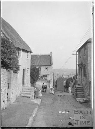 Street Scene, Colerne c.1935