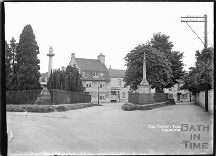 The Market Place, Colerne c.1935
