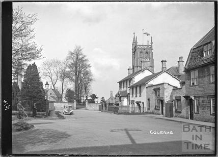 High Street Colerene, April 1935