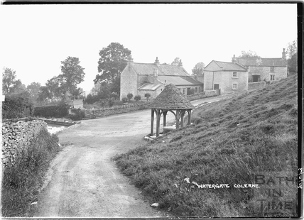 Watergate, Colerne 19 June 1936