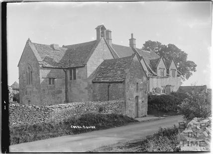 The Chapel at Chapel Plaister c.1920s