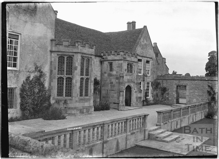 Hazelbury Manor, nr. Box c.1920s