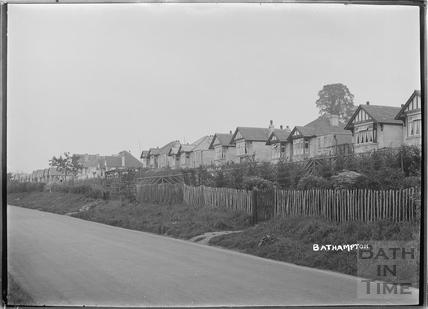 Houses in Bathampton c.1930s