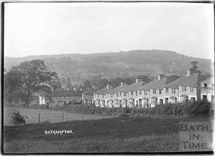Devonshire Road, Bathampton c.1930s