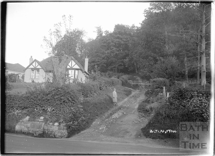 House in St George's Hill, Bathampton c.1930s