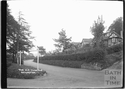 The Old Turnpike, Bathampton c.1930s