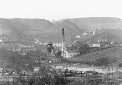 View of Radstock No. 3 c.1938 - detail