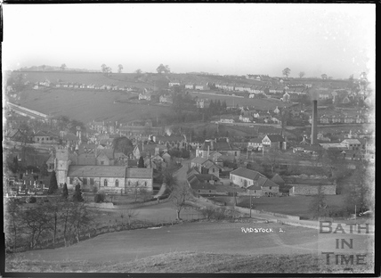 View of Radstock No.2 c.1938
