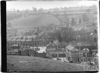 View of Radstock c.1938