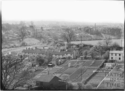 View of Radstock No.5 c.1938