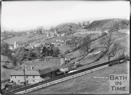 View of Radstock No.6 c.1938