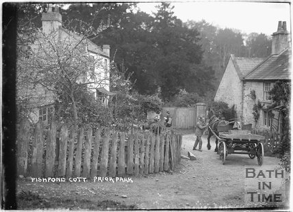 Fishpond Cottage, Prior Park c.1920s