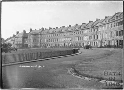 Lansdown Crescent, c.1934