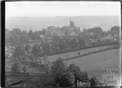 The Royal High School, Lansdown c.1934
