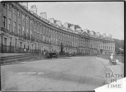 Camden Crescent c.1934
