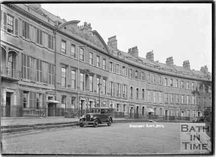 Somerset Place c.1934