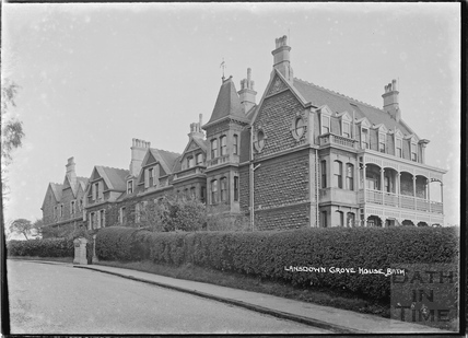 Lansdown Grove House c.1934