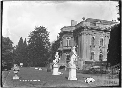 Widcombe Manor, 1921