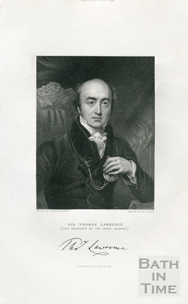 Sir Thomas Lawrence, artist (1769-1830)