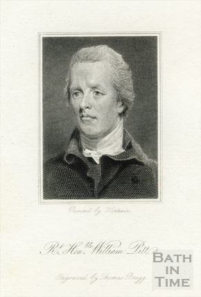 The Right Honourable William Pitt the Younger (1759-1806)