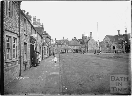 Marshfield High Street c.1936