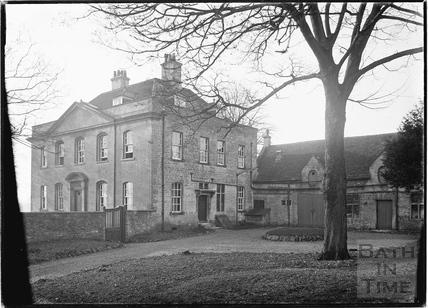 Marshfield Vicarage, 21 Nov 1936