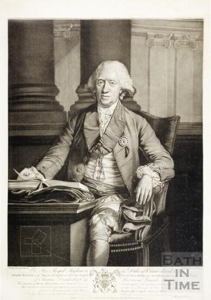Thomas Dunkerley Esq. Provincial Grand Master 1789