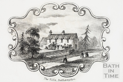 The Villa, Bathampton c.1835?