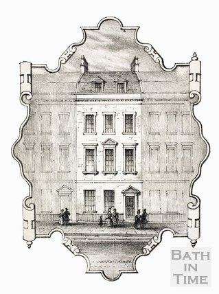 Edgar Buildings c.1835?