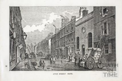 Avon Street c.1872