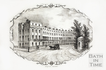 Norfolk Crescent c.1835?